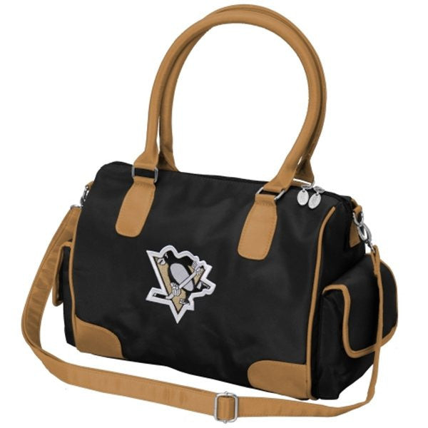 Pittsburgh Penguins Deluxe Handbag - Charm14