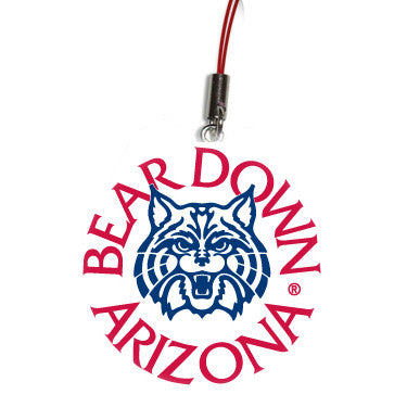 Arizona Wildcats Purse Charm - Charm14