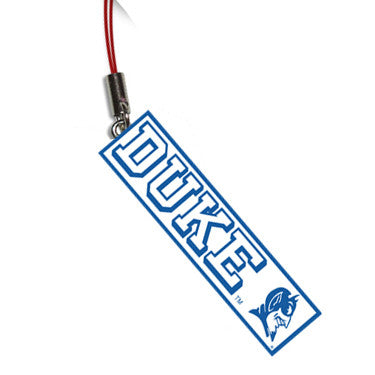 Duke Blue Devils Purse Charm