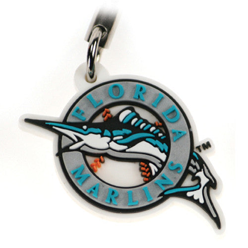 Florida Marlins  Purse Charm