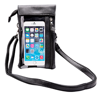 The Hudson Crossbody Cell Phone Purse