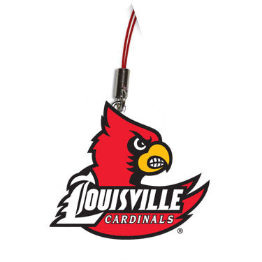 Louisville Cardinals  Purse Charm
