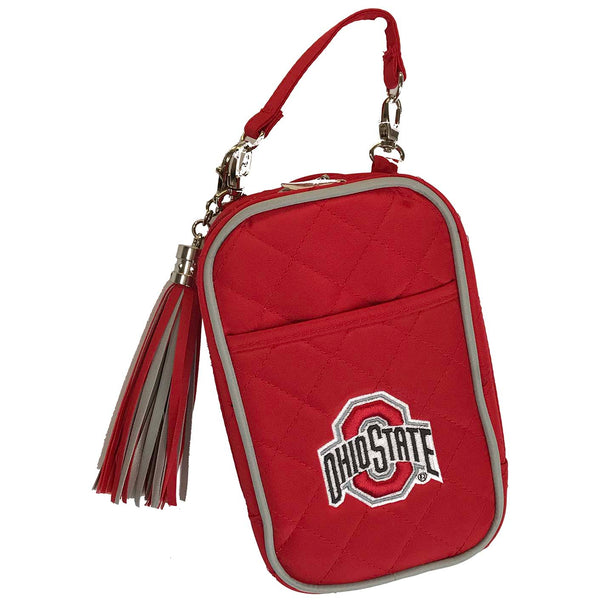 Cell Phone Purse/Keychain Tassels- Pick Your Team's Colors - Charm14
