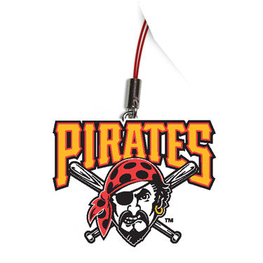 Pittsburgh Pirates Purse Charm