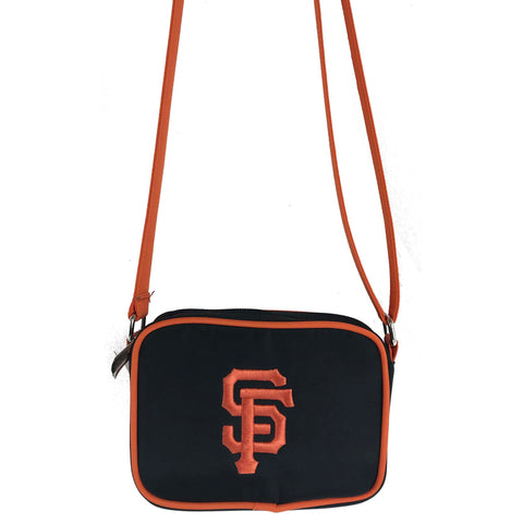 MLB Crossbody Cell Phone Purse w/Touchscreen - Charm14