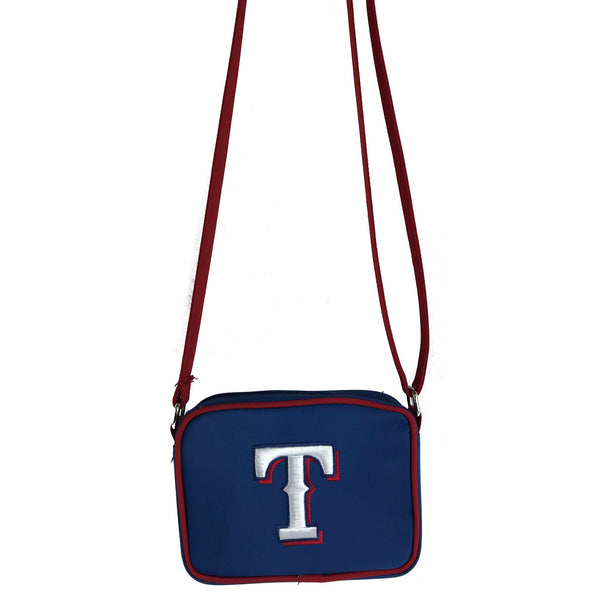 MLB Texas Rangers Crossbody with Smartphone Touchscreen - Charm14