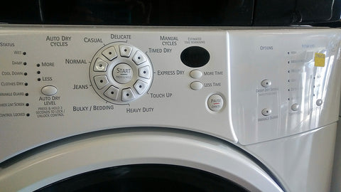 kenmore elite washer and dryer white. kenmore elite washer and dryer set with pedestal front load white
