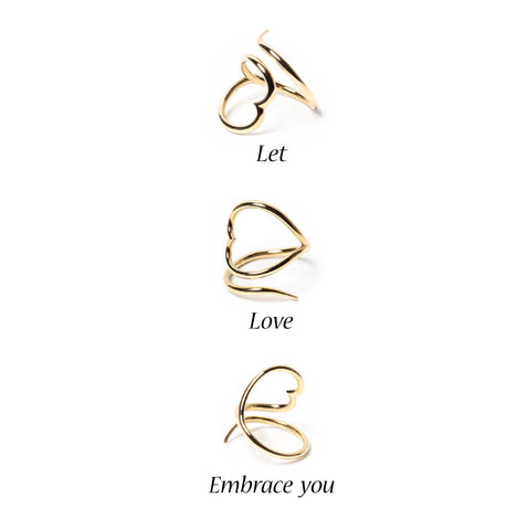 Picture of Love Note Ring