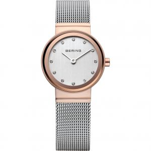 Milanese Grey Classic Watch