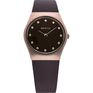 Ladies Rose Brown Watch