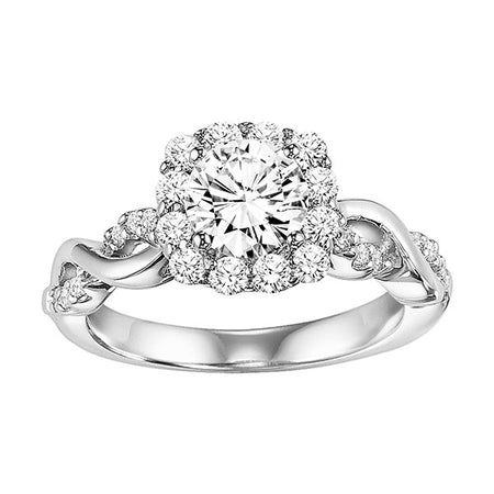 Artcarved Engagement Ring
