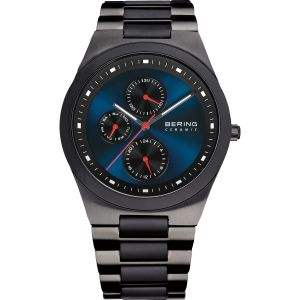 Gents Grey Ceramic Watch
