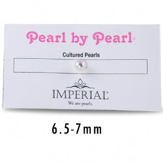 6.5+MM SINGLE PEARL BY PEARL