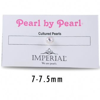 7+MM SINGLE PEARL BY PEARL