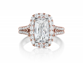 1/2 Carat Diamond Engagement Ring