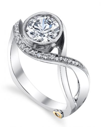 Aurora Engagement Ring