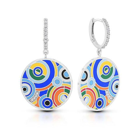 Belle Etoile Emanation Earrings
