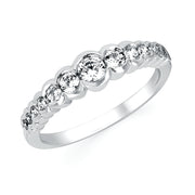1/2 Ctw. Diamond Fashion Ring in 14K Gold