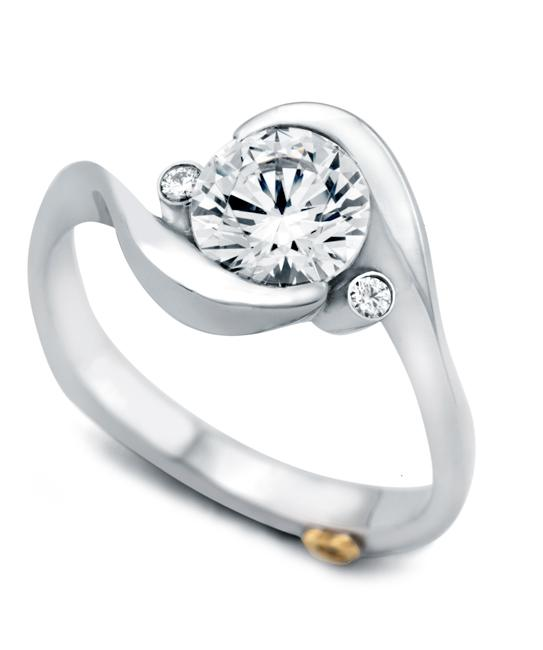 Spark Engagement Ring