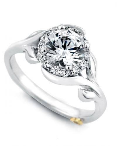 Bloom Engagement Ring