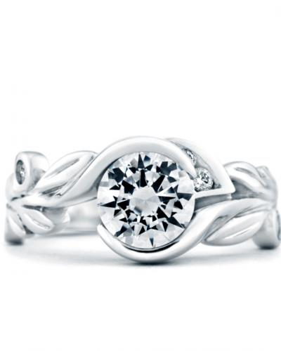 Fusion Engagement Ring