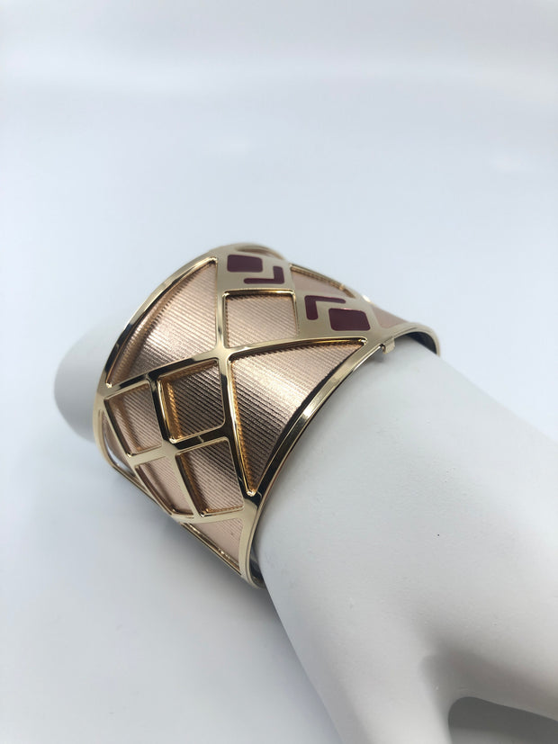 Pont De Arts Cuff with Insert