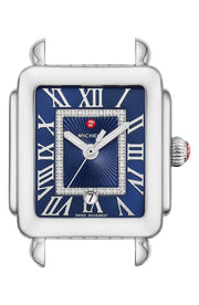 Michele Deco Madison Mid Blue Sunray