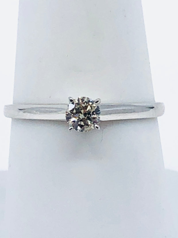 1/4 Carat Diamond Solitaire
