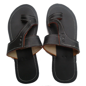 Boy's leather sandals - myafricangold.com