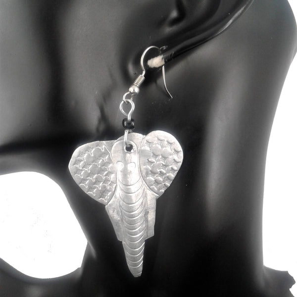 Women's Elephant Earrings