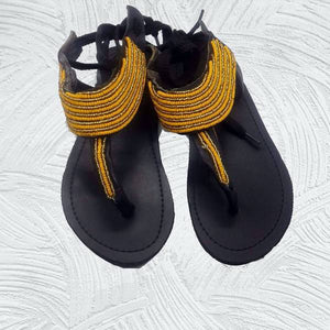 Toddler gladiator sandals