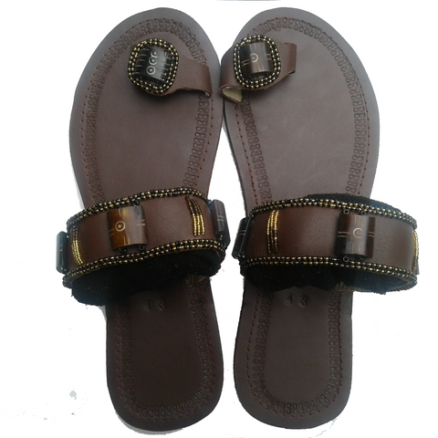 Women's ring sandals
