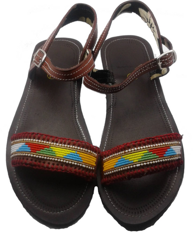 Women's Sandals With Ankle Straps