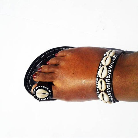 Women's Toe Ring Sandals