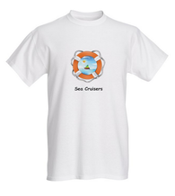 Sea Cruisers Logo T-Shirt UNISEX
