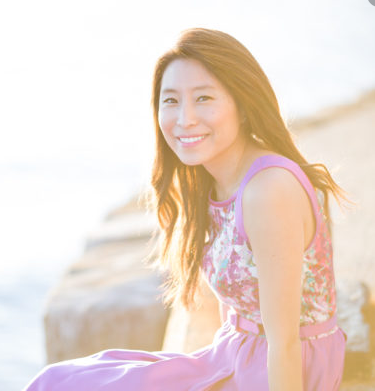 "Meet Janice Park, she is the founder of ""The Pink Reef""."