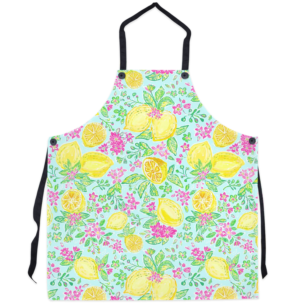 Lemon Joy Aprons