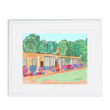 """Lower School"" fine art print - Diga Linda"