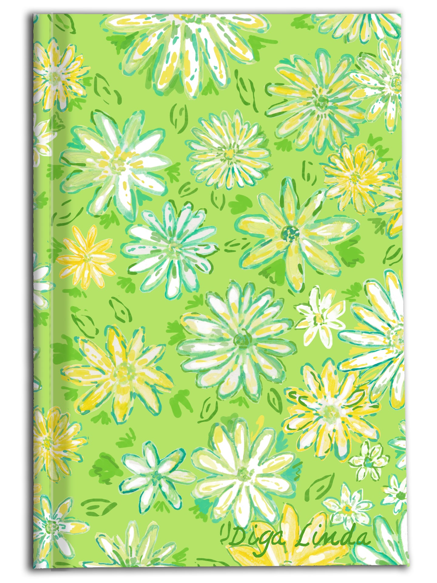 Wild Daisies Journal - Diga Linda