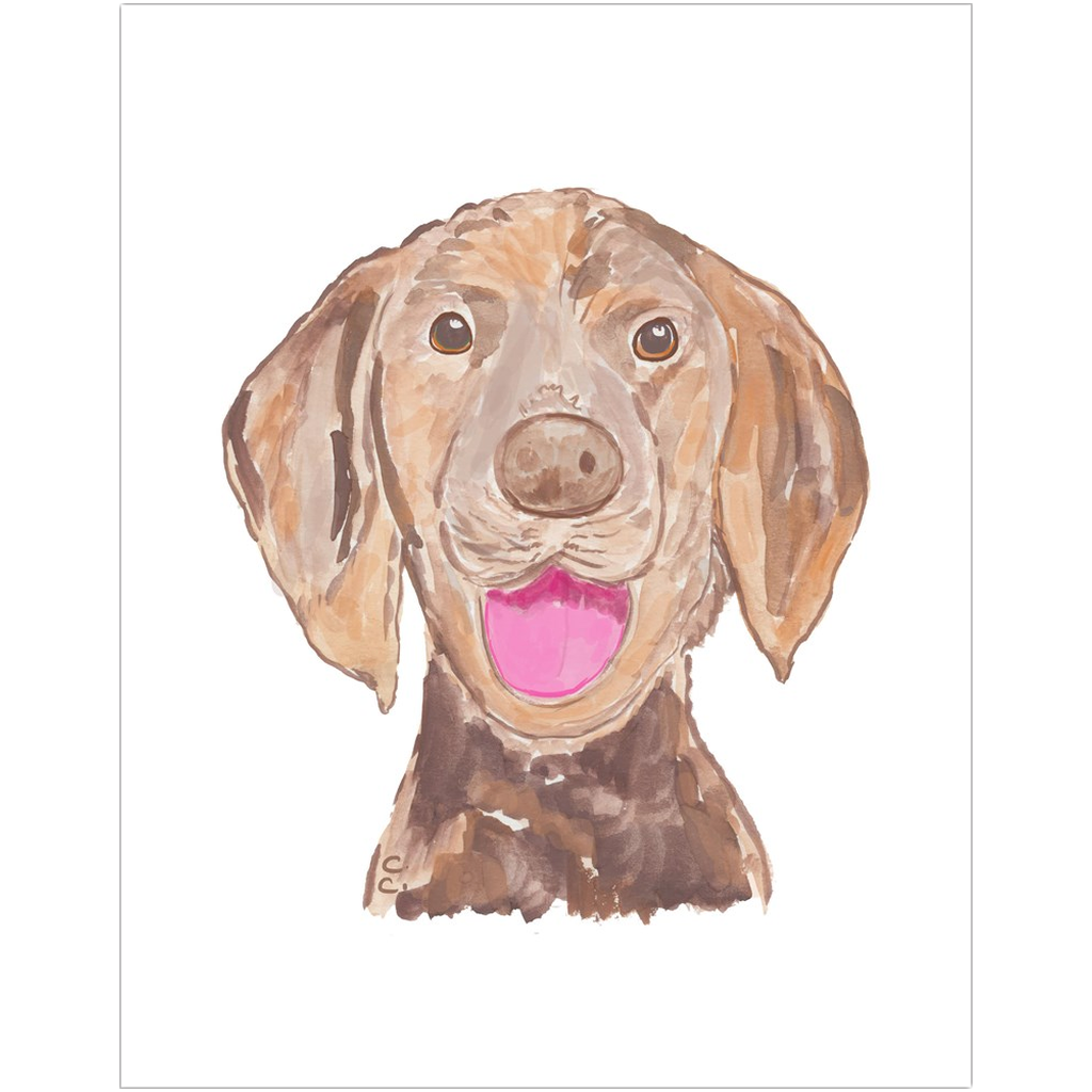 Commission Dog Fine Art Prints