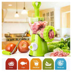 Kitchen 3-In-1 Meat  and Vegetable Grinder Mincer