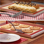 High Temperature Resistant Baking Mat Fiberglass Non-stick Baking Cake Cookie Bread Pad