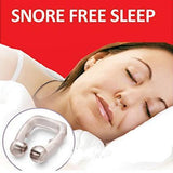 Snore Free Nose Clip Anti Snoring Device - Quieter Restful Sleep
