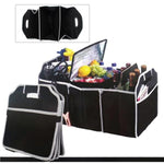 Car Trunk Organizer Car Toys Food Storage Container Bags Box Auto Interior Accessories