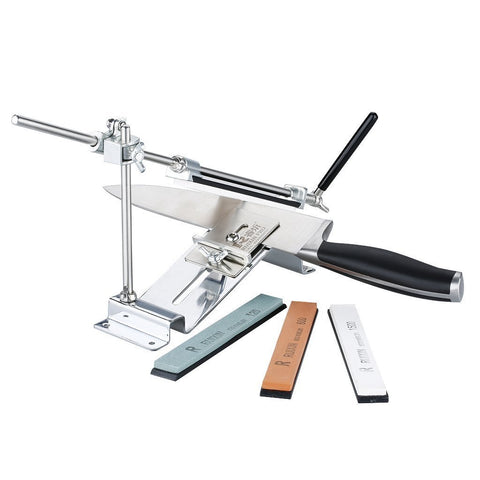 Knife Sharpener Professional Kitchen Sharpening System