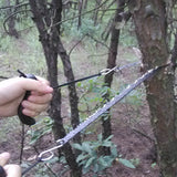 Survival Pocket Chain Saw