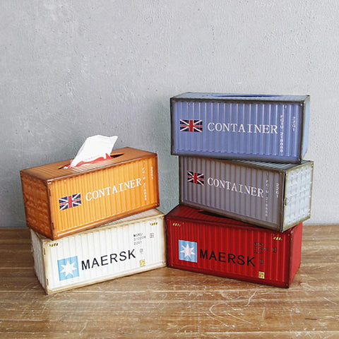 A Creative Tissue Box Container For Home Decor and Car - A Beautiful Paper Towel Storage Case