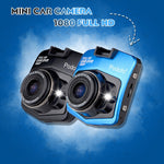 1080 Full HD Mini Car Dashboard Camera, Wide Angle Lens With G-Sensor,Parking Monitoring