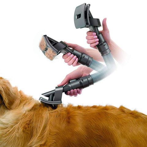 Vacuum Cleaner Pet Groomer Attachment