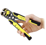 Self-Adjusting Wire/Cable Stripper Automatic Wire Stripping Tool Cutter and Crimper
